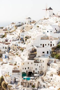 OIA, SANTORINI  Travel Photography by Annawithlove