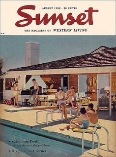 Sunset Cover, 1952