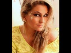 Maquiagem para o Carnaval 2013 por Alice Salazar