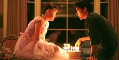 16 CANDLES: One of the greats of the 80's, of course.  JAKE!!!  Who wasn't in love with him?!  Still funny, still relatable, still the perfect slumber-party movie!  There has yet to be another John Hughes.