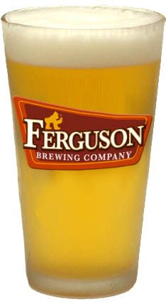 The Ferguson Brewing Company is the pride of downtown Ferguson.  They've just celebrated their first birthday by announcing the fact they've begun distribution of their beer around the St. Louis area. Look for their St. Louis Pale Ale and their Pecan Brown Ale around town.