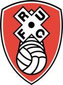 Rotherham United FC, The Championship, Rotherham, South Yorkshire, England Soccer Logo, Football Team Logos, Football Stadiums, Club Soccer, Soccer Teams, Sports Logos, Football Soccer, Basketball, English Football Teams