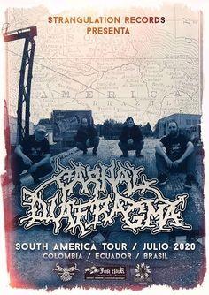 South Amerika tour 2020