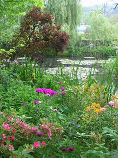 Giverny, France - Monet's gardens