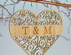 This stunningly delicate personalised love heart makes the perfect gift for that special someone in your life.