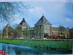 St. Ignatius-Ziekenhuis Breda voorkant. -