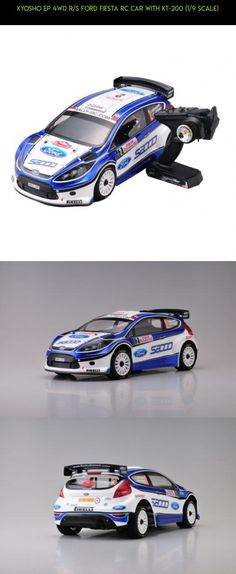 Kyosho EP 4WD R/S Ford Fiesta RC Car with KT-200 (1/9 Scale) #kyosho #shopping #fpv #products #camera #gadgets #kit #plans #racing #car #technology #parts #rally #tech #drone