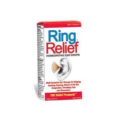 Trp Ring Relief Ear Drops (0.5 Fl Oz)
