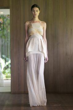 Paula Raia Ready To Wear Spring Summer 2015 Sao Paulo