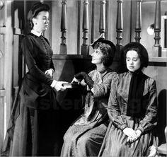 "Ida Lupino, Edith Barrett & Elsa Lanchester ""Ladies in Retirement"""