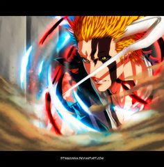 Read manga Bleach 677 - Horn of Salvation 002 online in high quality