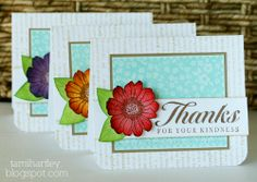 Another beautiful card by Tami Hartley!