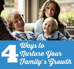 4 Ways to Nurture Your Family's Growth - Learning Liftoff Student Success, School S, Parenting Quotes, Your Family, Early Learning, Educational Technology, Fun Activities, Festive, Homeschool