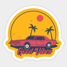 Shop Good Vibes good vibes stickers designed by TeesLover as well as other good vibes merchandise at TeePublic. Surf Stickers, Tumblr Stickers, Cool Stickers, Laptop Stickers, Dope Cartoon Art, Dope Cartoons, Rick And Morty Poster, Retro Logos, Badge Design