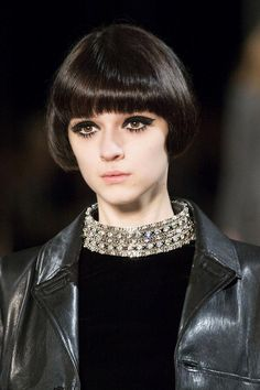 Makeup trends for Fall-Winter 2014/2015 60s retro
