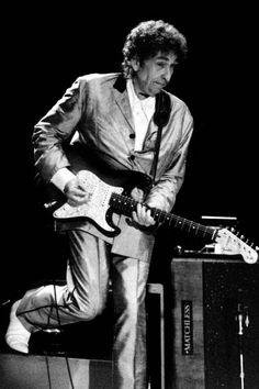 Bob Dylan and Paul SImon The Never Ending Tour 1999 Pine Knob