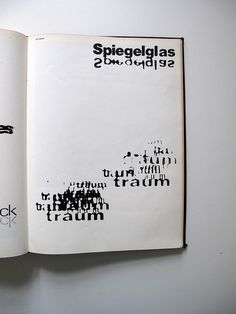 Typographische Monatsblätter 1966 | Flickr - Photo Sharing!