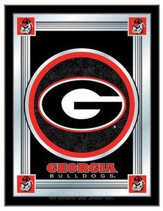 University of Georgia Logo Mirror