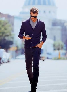 A cardigan, when its great, its great.