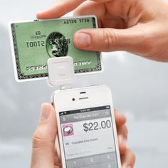 New way to accept credit cards  did this at our craft show      easy peasy