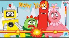 Best Kids Cartoon Videos: Yo Gabba Gabba Episodes In English Nick Jr