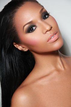 Makeup by Renny Vasquez Model Vee Wess