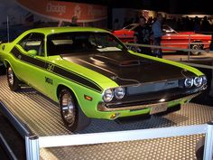 Dream car -- 1970 Dodge Challenger