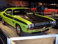 1970 Dodge Challenger T/A  (340 Six Pak)