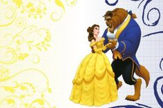 Beauty and the beast - favourite disney princess... I love her <3