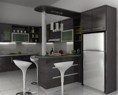 Luxury Plus Minimalist Kitchen And Dining Room