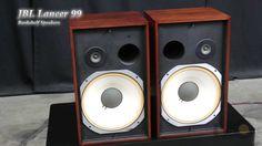 JBL Lancer 99 Bookshelf Speaker System