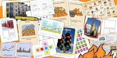 The Great Fire of London KS1 Lesson Plan Ideas and Resource Teaching Pack