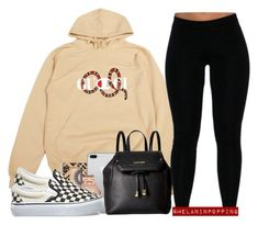 """Gucci Snakes"" by melaninpopping ❤ liked on Polyvore featuring FOSSIL, Vans and Calvin Klein"