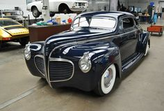 Jochen's 1941 Plymouth Coupe