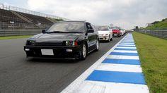 MOTEGI Course in Honda, Vehicles, Rolling Stock, Vehicle, Tools