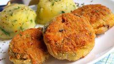 Kapustové karbanátky | Vaření s Tomem Orzo, Zucchini, Baked Potato, Cauliflower, Mashed Potatoes, Muffin, Baking, Vegetables, Breakfast