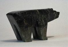 BEAR soapsstone carving by ALLAN  WAIDMAN Stone Carving, Bear, Sculpture, Home Decor, Stone Sculpture, Homemade Home Decor, Sculpting, Interior Design, Home Interiors