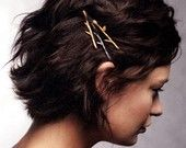 the cutest twig hairpins ever!