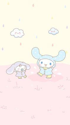 Kawaii Cute Wallpapers, Cute Pastel Wallpaper, Soft Wallpaper, Cute Wallpaper For Phone, Hello Kitty Wallpaper, Sanrio Wallpaper, Rilakkuma Wallpaper, Kawaii Wallpaper, Arte Do Kawaii