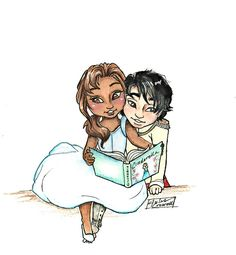 Cinder and Kai for tlc ship weeks day 6: Stories by Julie Crowell