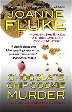 Chocolate Chip Cookie Murder (A Hannah Swensen Mystery with Recipes) by Joanne Fluke http://www.amazon.com/dp/1410480526/ref=cm_sw_r_pi_dp_E6Gvwb0ZWMPER