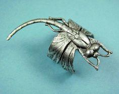 Dragonfly Ear Cuff  Dragonfly Earcuff SP Right
