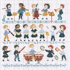 The Little orchestra