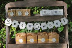 honey bee printables collection