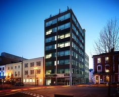 Prime student accommodation in the heart of #Cardiff and just a short walk from Cardiff University: Summit House