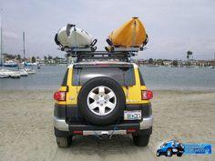 fj cruisers roof rack | Toyota FJ Cruiser Forum > Toyota FJ Cruiser Discussion > Interior ...