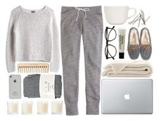 """LazyDay"" by m-balli ❤ liked on Polyvore"