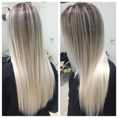 Icy Blondes by Heber - Hair Colors Ideas