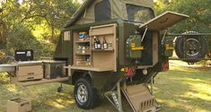 UEV-440 | Conqueror Australia.  The Leatherman/Swiss Army Knife of camper trailers!!