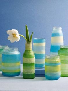 Eco Friendly Ideas for Vases and Planters Taking Glass Recycling to the Next Level